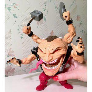 1996 ToyBiz X-Men Sugar Man Sound Action Figure